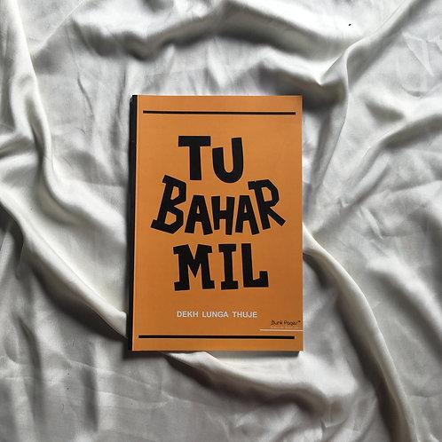 "A4 Premium Notebook "" Tu Bahar Mil"""