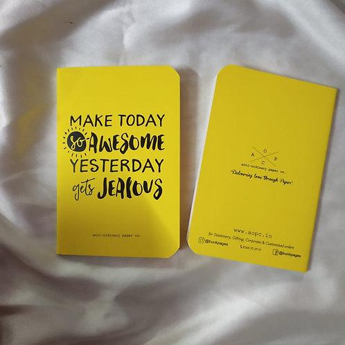 So Awesome Pocket Diary