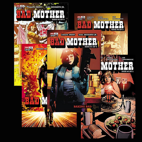 Bad Mother - Complete Editions
