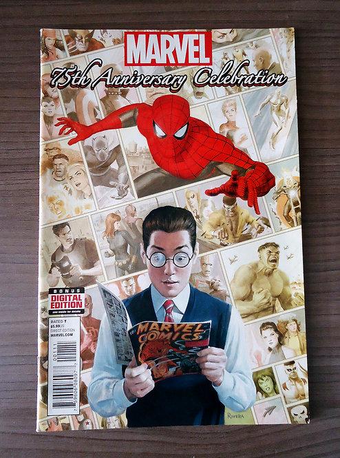 Marvel: 75th Anniversary Celebration.