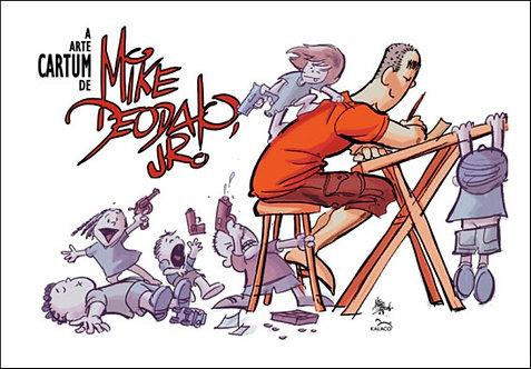 Arte Cartum de Mike Deodato Jr