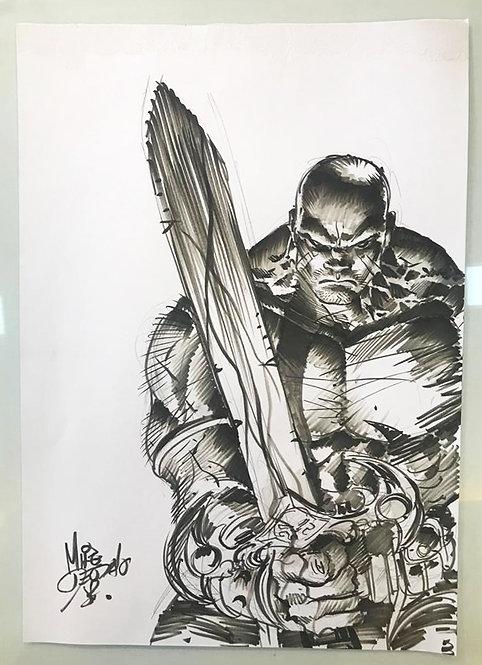 RAMTHAR [Original Art of Mike Deodato Jr]