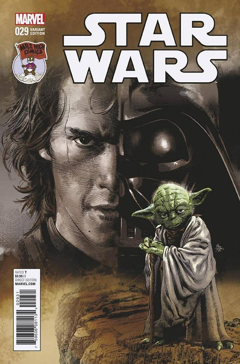 Star Wars #29 [variant cover by Mike Deodato Jr.]