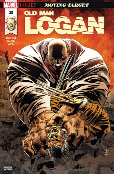 Old Man Logan #38 [Signed Edition by Mike Deodato Jr]