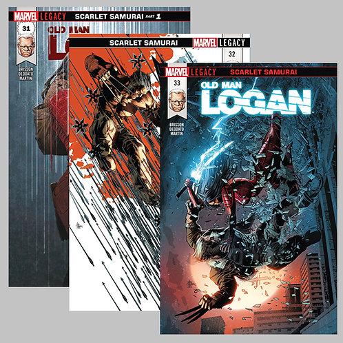 Old Man Logan: Scarlet Samurai