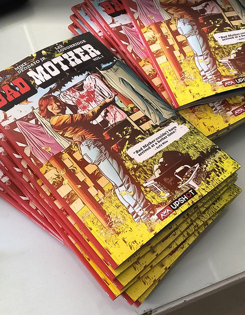 Bad Mother - Complete Edition