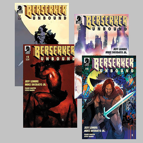 Berserker Unbound - Variat Covers [ Dark Horse ]