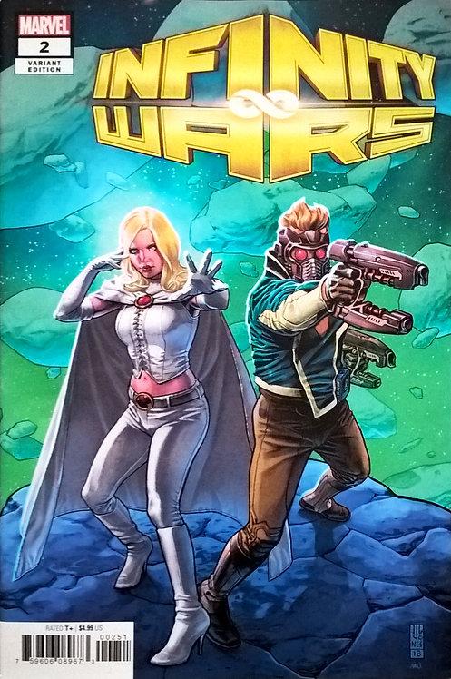 Infinity War #2 - Variant Cover by JC Jones