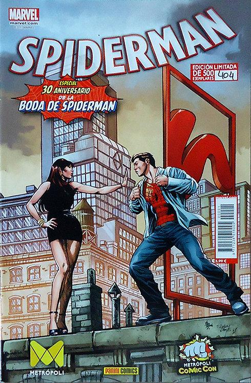 SPIDERMAN: Especial 30 Aniversario de La Boda de Spiderman