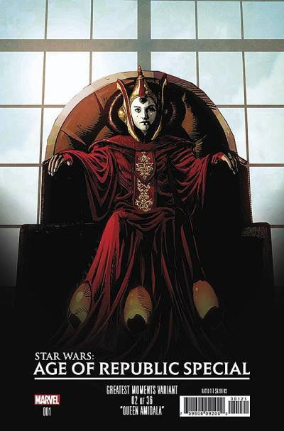Star Wars: Age of Republic  Special #001