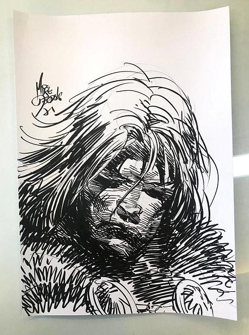 Berserker Unbound [head sketch]