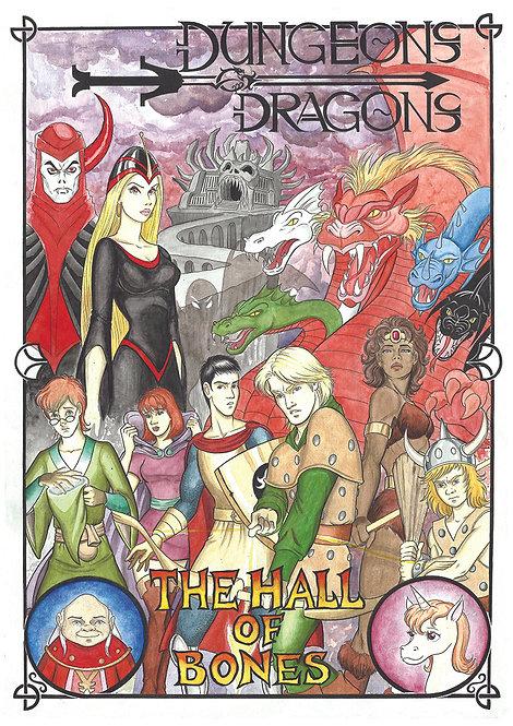 Caverna do Dragão - print