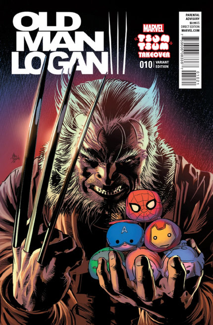 Old Man Logan #10 [Signed Edition by Mike Deodato Jr]