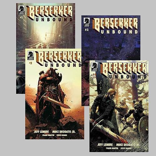 Berserker Unbound [ Dark Horse ]