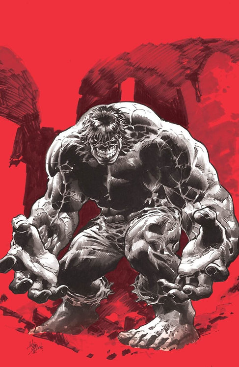 The Immortal Hulk #19 [Signed Edition by Mike Deodato Jr]