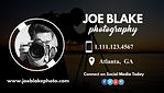 Copy of Photographer Business Card - Mad