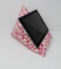 Fabric iPad / Tablet Stand