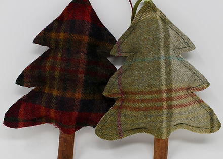 Tweed Christmas Tree