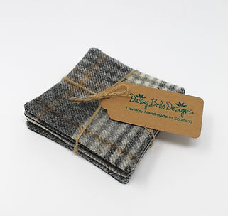 Tweed Drinks Coaster