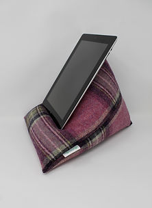 Tweed iPad Stand