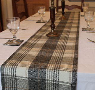 Tweed Table Runner