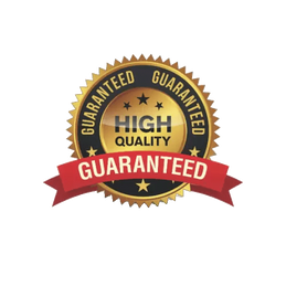 High Quality Guaranted