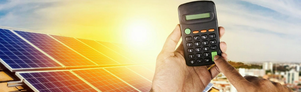 Solar calculator sungrid solar