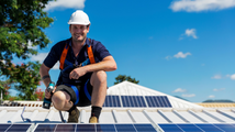 Benefits for switching your home to solar power.