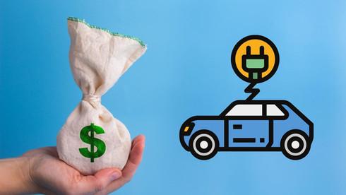 EV Charger incentives