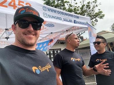 SunGrid Solar team