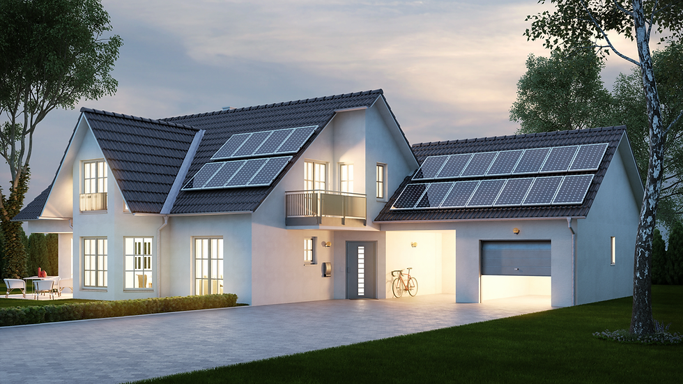 solar panel for your home orane county