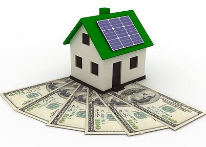 Solar Home money