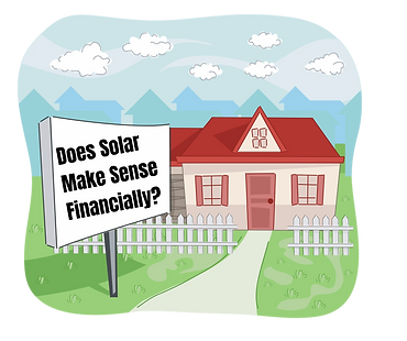 Does Solar Make Financial Sense