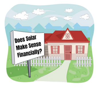 Does Solar Make Financial Sense