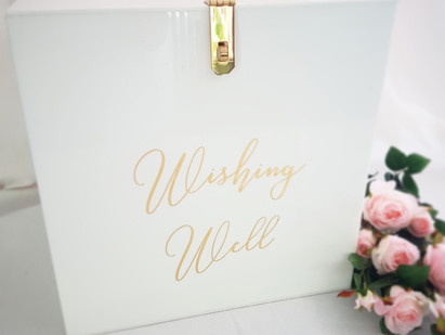 NEW Acrylic Wedding Sign Products