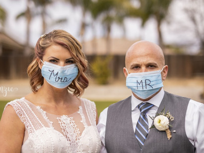Postponing your Wedding Day due to the Coronavirus COVID-19 Epidemic!