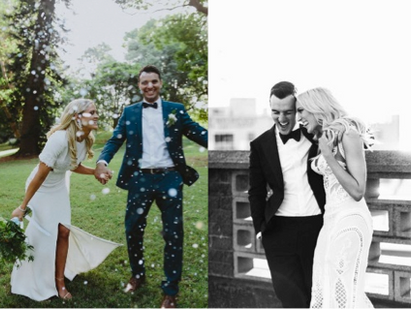2017 WEDDING SEASON TRENDS