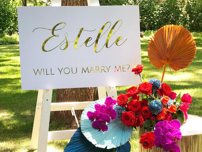What Signage do I need for my Special Event?