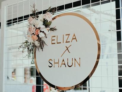 Popular Wedding Signage Style