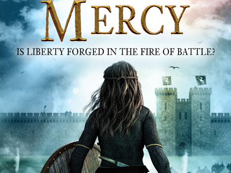 War of Mercy Cover Reveal!