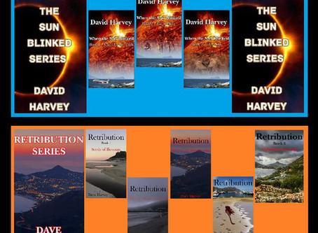 Author Interview - Dave Harvey