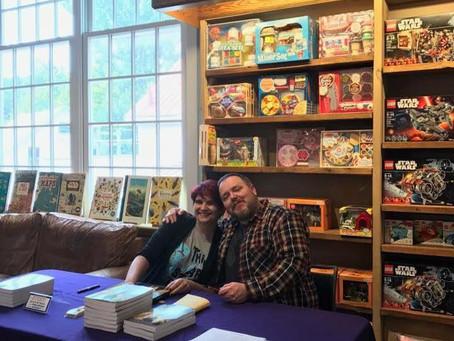 Author Spotlight - Jessica and Keith Flaherty