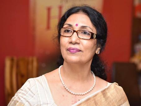 Author Interview - Bina Pillai