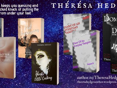 Author Interview - Thérésa Hedges