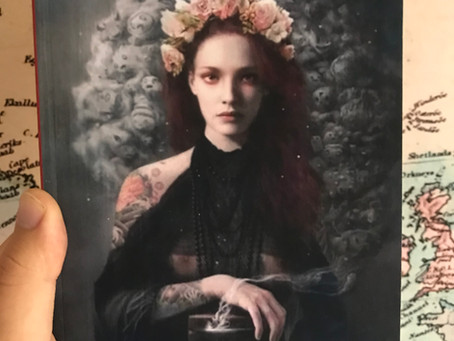 Author Interview - Victoria Moschou