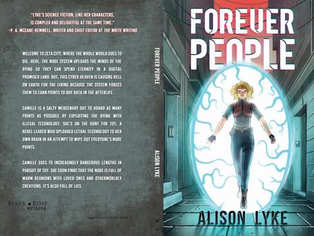 Author Interview - Alison Lyke