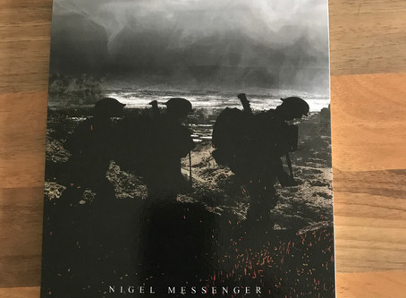 Author Interview - Nigel Messenger