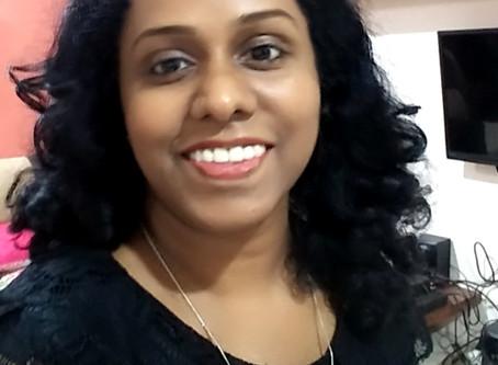Author Interview - Preethi Venugopala