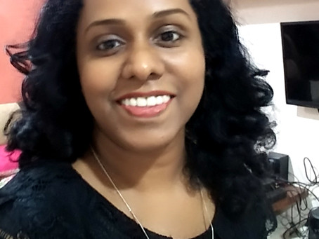 Author Interview - Preethi Venugopala