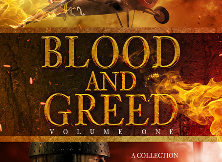 Pre-Order Blood and Greed: Volume 1 Now!